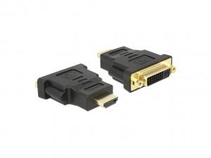 Delock Adapter HDMI-A Stecker > DVI Buchse