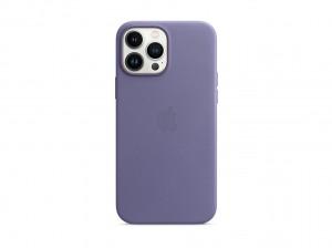 Apple Leder Case iPhone 13 Pro Max mit MagSafe (wisteria)