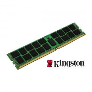 KINGSTON 16GB DDR4 DIMM PC4-21300, 2666Mhz, ECC reg.