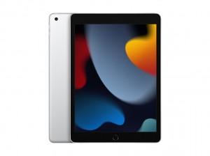 Apple iPad 10.2 Wi-Fi 64GB (silber) 9.Gen