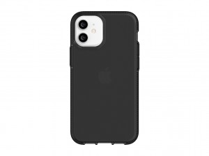Griffin Survivor Clear for iPhone 12 mini (black)