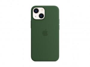 Apple Silikon Case iPhone 13 mini mit MagSafe (klee)