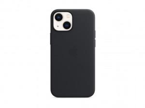 Apple Leder Case iPhone 13 mini mit MagSafe (mitternacht)