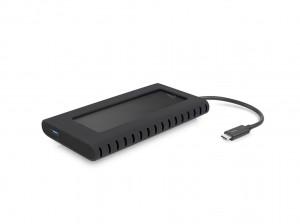 OWC Envoy Pro EX 4TB portable SSD, Thunderbolt 3
