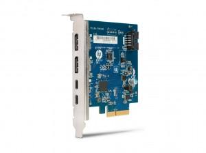 HP Thunderbolt-3 PCIe Dualport Karte
