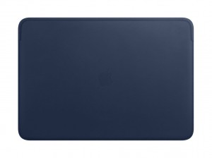 Apple Lederhülle für MacBook Pro 16 (mitternachtsblau)