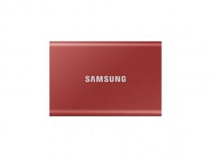 Samsung SSD T7 2TB Metallic Red USB-C