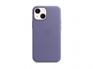 Apple Leder Case iPhone 13 mini mit MagSafe (wisteria)