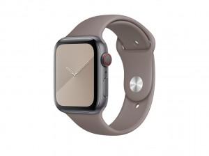 Apple Sportarmband für Watch 44mm (küstengrau) Regular