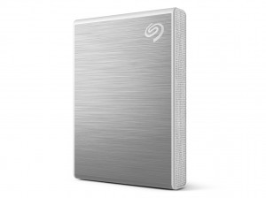 Seagate 500GB One Touch SSD USB-C silber