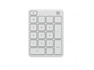 Microsoft Number Pad (grey)