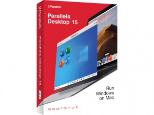 Parallels Desktop v15 int. Mac *