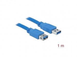 Delock Verlängerungskabel USB 3.0 Typ-A Stecker > USB 3.0 Ty