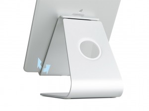 Rain Design mStand tablet plus - (Silber)