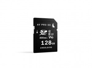 Angelbird SD Card AV PRO UHS-II 128GB V90