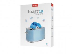 Corel Roxio Toast Titanium 19 int. Mac