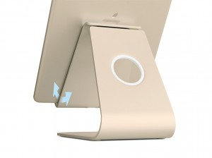 Rain Design mStand tablet plus - (Gold)