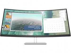 """HP Monitor  E344c 86.36 cm (34"""") (34"""" sichtbar) - 3440 x 1440 WQHD"""