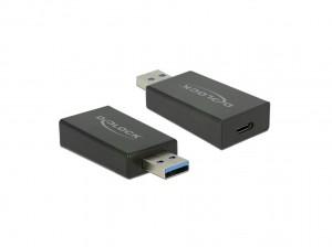 Delock Konverter USB 3.1 Gen 2 Typ-A Stecker > USB Type-C