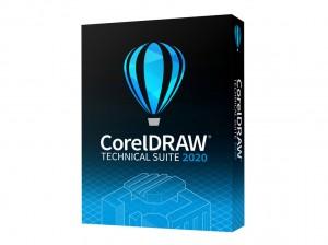 CorelDRAW Technical Suite 2020 int. Win