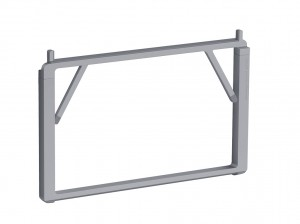 Rain Design mBar Pro+ Foldable Laptop Stand - (grau)