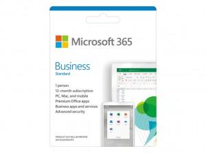 Microsoft 365 Business Standard engl. PKC *