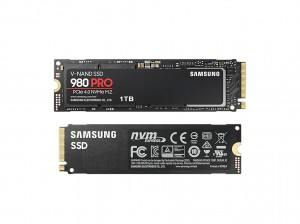 Samsung SSD 980 Pro NVMe M.2 1TB PCIe
