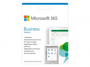 Microsoft 365 Business Standard fr. PKC *