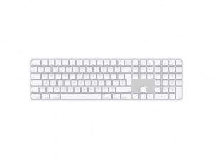 Apple Magic Keyboard mit Touch ID und Ziffernblock (britisch)