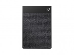 "Seagate 6,4cm(2,5"") 2TB Backup Plus Ultra Touch schwarz USB-C"