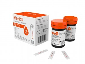 iHealth BG5-50 Box of 50 Strips for BG5
