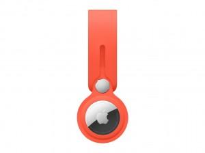 Apple AirTag Anhänger (leuchtorange)