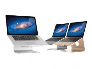 Rain Design mStand 360 für MacBook/MacBook Pro (Gold)