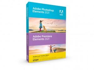 Adobe Photoshop & Premiere Elements 2021 engl. -S&T-