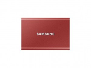 Samsung SSD T7 500GB Metallic Red USB-C