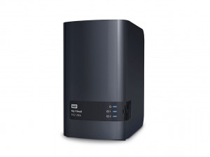 WD My Cloud EX2 Ultra 32TB