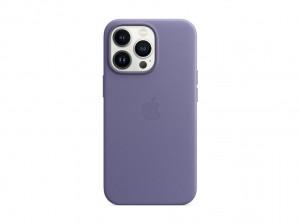 Apple Leder Case iPhone 13 Pro mit MagSafe (wisteria)