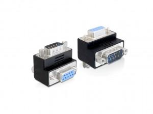 Delock Adapter Sub-D 9 Pin Stecker > Buchse 270