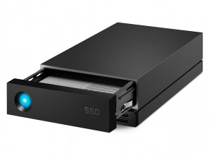 LaCie 1big Dock SSD Pro Thunderbolt 3 2TB