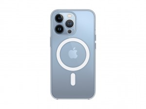 Apple Clear Case iPhone 13 Pro mit MagSafe