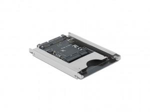 Delock 2.5″ SATA Card Reader für CFast Speicherkarten