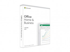 Microsoft Office 2019 Home&Business dt. PKC *