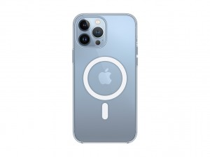 Apple Clear Case iPhone 13 Pro Max mit MagSafe
