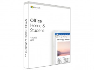 Microsoft Office 2019 Home&Student dt. PKC *