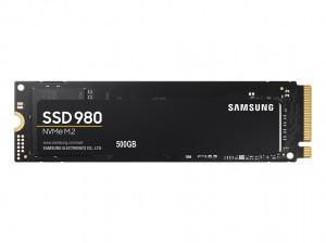 Samsung SSD 980 NVMe M.2 500GB PCIe